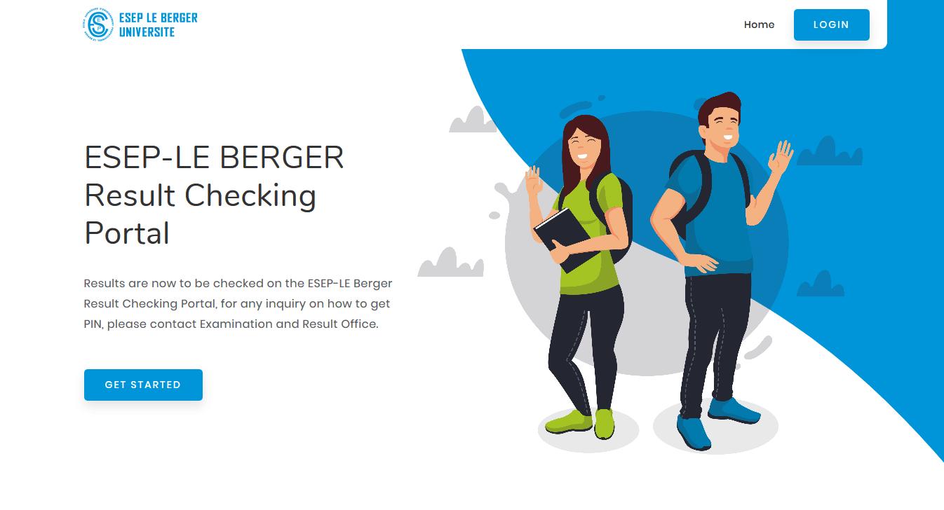 Esep Le Berger University Website